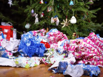 Karácsonyi környezettudatosság – a csomagolópapír dilemma
